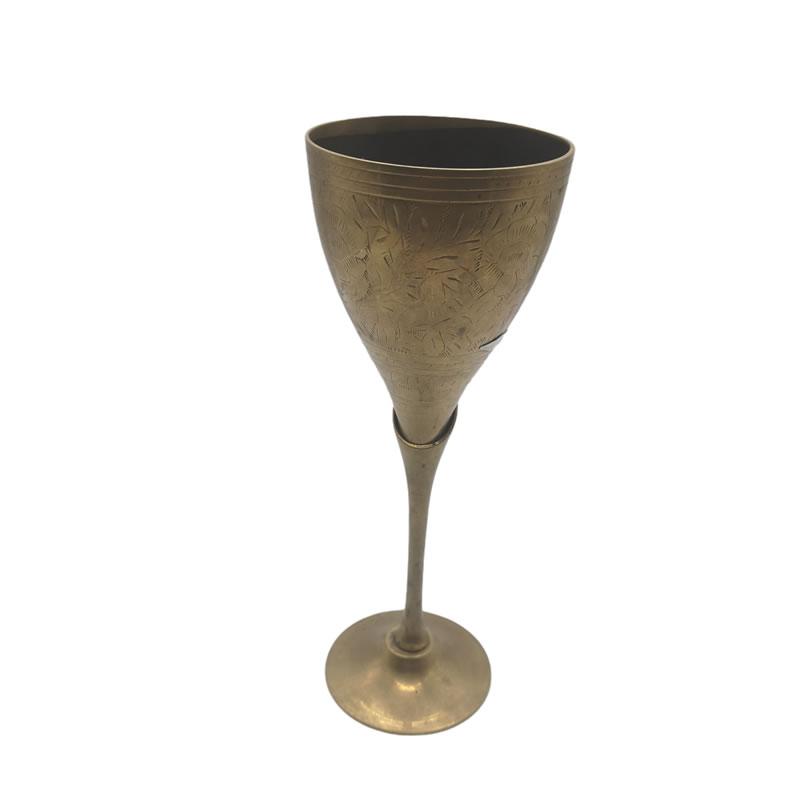 工艺铜酒(奖)杯